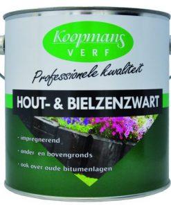 Koopmans Hout- en bielzenzwart