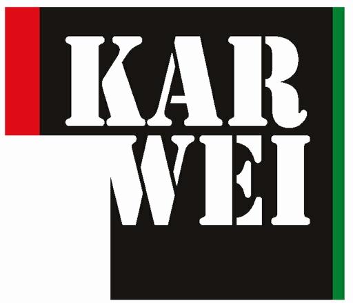 Wij mengen oa in kleuren van Karwei