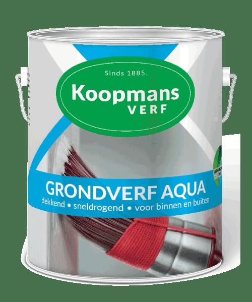 Grondverf Aqua biobased Koopmansverfshop