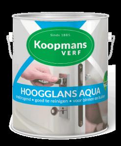 Hoogglans Aqua biobased Koopmansverfshop