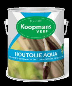 Houtolie Aqua Koopmans Verf Koopmansverfshop