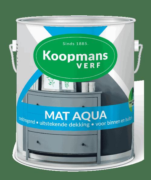 Mat Aqua biobased Koopmansverfshop