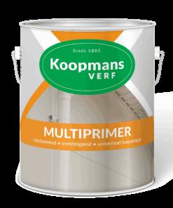 Multiprimer voor metaal en kunststof Koopmansverfshop