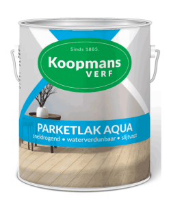 Parketlak Aqua Koopmansverfshop
