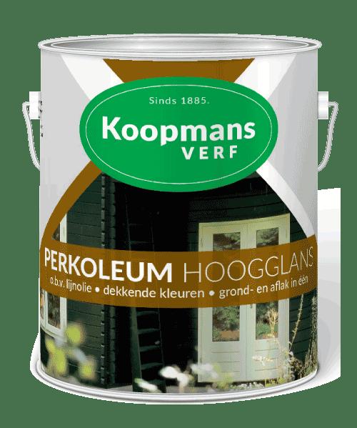 Perkoleum Hoogglans Dekkend Koopmans-Verf-Koopmansverfshop