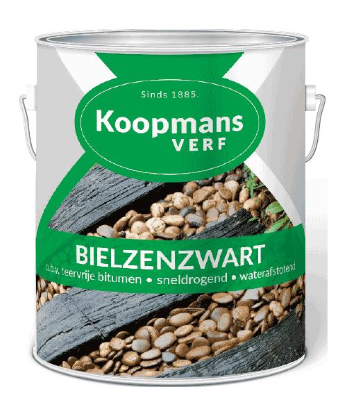 Bielzenzwart Koopmans Verf Koopmansverfshop