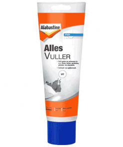Alabastine allesvuller wit in tube Koopmansverfshop